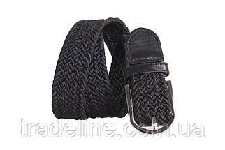 Женский эластичный ремень Dovhani EL230770634 110 см Черный, фото 2