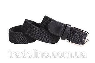Женский эластичный ремень Dovhani EL230770634 110 см Черный, фото 3