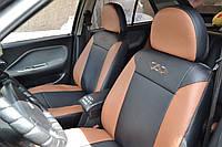 Чехлы для сидений авто Chery QQ из Эко кожи