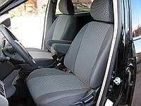 Чехлы для сидений авто Chery Kimo из автоткани