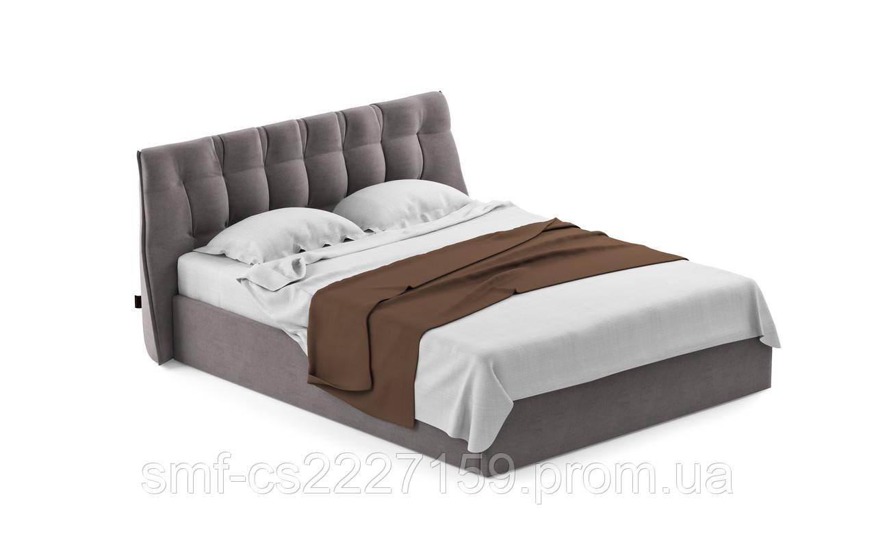 М'яке ліжко Краузе Двоспальне