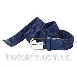 Женский эластичный ремень Dovhani REZ5602802636 110 см Синий, фото 3