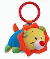 Плюшевая игрушка Baby Mix TE-8203G-13L Лев