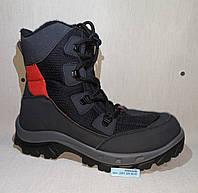 Ботинки фирменные  Quechua  Forclaz snow 200 черные (30/31/32/33/34/35/36/37/38)