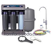 Система обратного осмоса Aquafilter ELITE7G-GP (с помпой и датчиком давления)