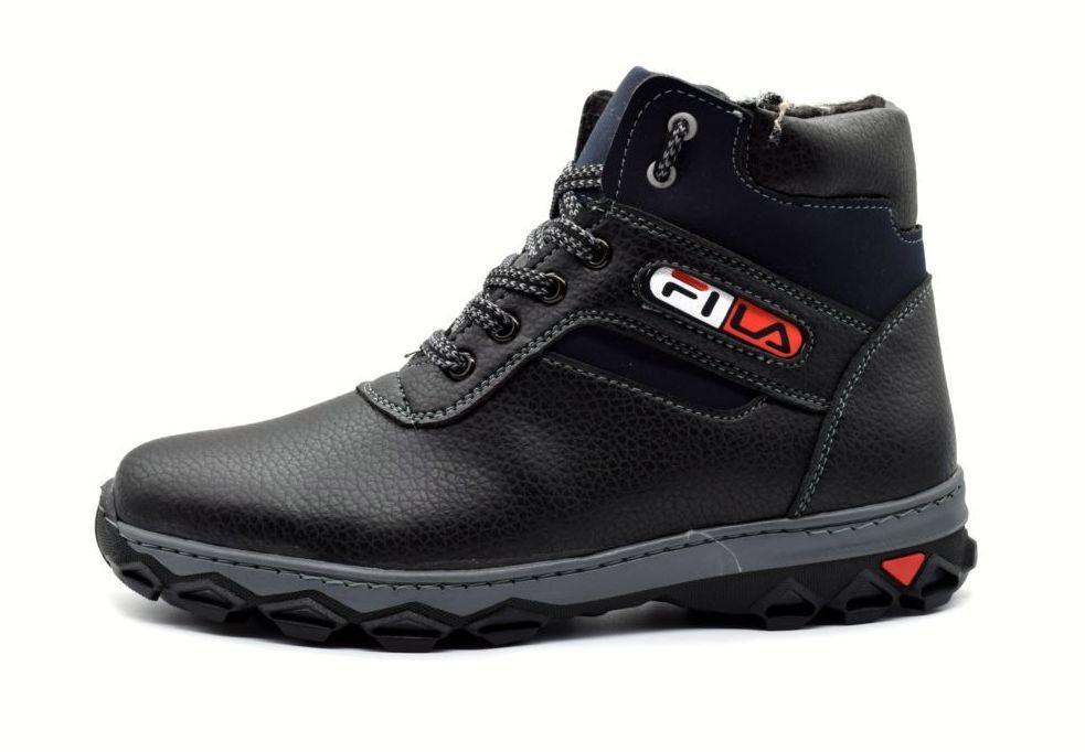 Черевики ботинки чоловіча зима