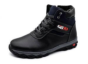 Зимові чоловічі черевики, чоботи