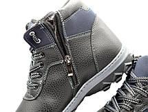 Черевики ботинки чоловіча зима, фото 2