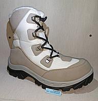 Ботинки фирменные Quechua  Forclaz snow 200 светлые (30/31/32/33/34/35/36/37/38), фото 1