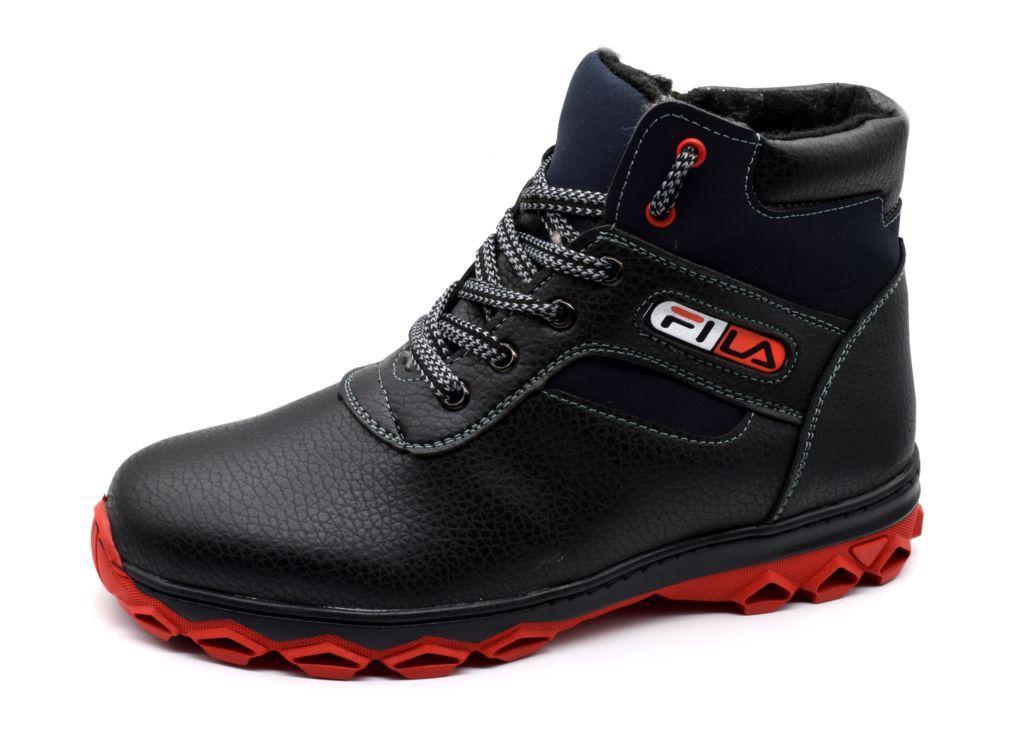 Ботинки зимові черевики чоловічі