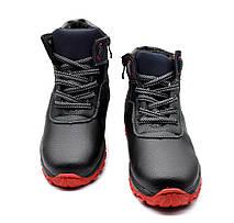 Ботинки зимові черевики чоловічі, фото 2