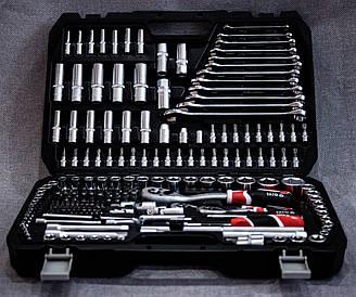 Професійний набір інструментів 1/4, 3/8, 1/2 216 ел. Yato YT-38841