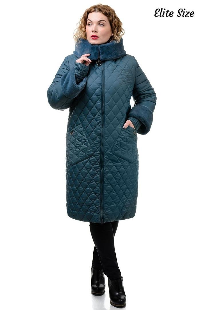 Женское теплое пальто Размеры:48 50 52 54 56 58