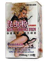 Таблетки для возбуждения и улучшения либидо женщин «Kun Chong Fen»