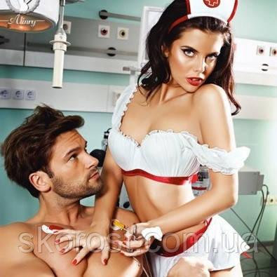 Комплект секси медсестры