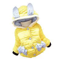 Куртка яркая для девочки, фото 1