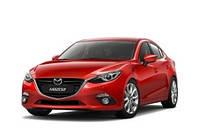 Брызговики оригинальные Mazda 3 sedan 2013-(AVTM)