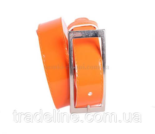 Женский ремень Dovhani COL769-136866 115 см Оранжевый, фото 2