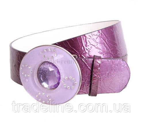 Женский ремень Dovhani COL769-141871 115 см Розовый, фото 2