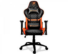 Крісло для геймерів Cougar Armor One Black/Orange