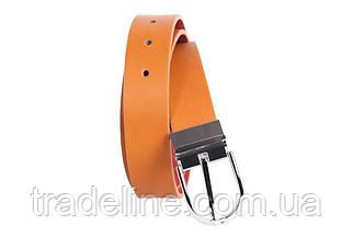Женский ремень Dovhani ZZ230742-555 115 см Рыжий, фото 3
