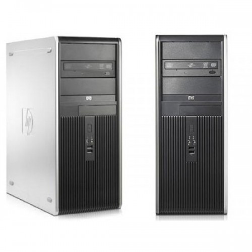 Системный блок HP Compaq dc7900- full tower-C2Q-Q9400-2.66GHz-4Gb-DDR2-HDD-500Gb-DVD-R- Б/У
