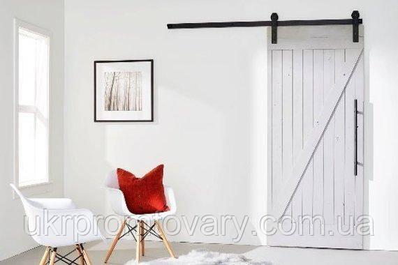 Амбарная дверь LOFT DESIGN 6316, НАТУРАЛЬНОЕ ДЕРЕВО, мебель Лофт Производство в Киеве