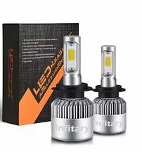 INFITARY Авто LED/Лед лампи Светодиодные H1,H3,H4,H7,H13,H8/H9/H10/H11