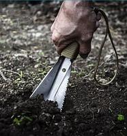Лопата Нож для земляных работ садовая лопата Металлоискатель кемпінг