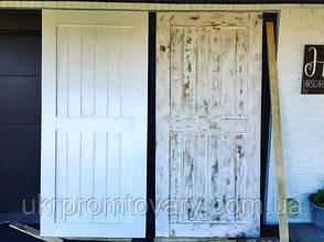 Амбарна двері LOFT DESIGN 63121, НАТУРАЛЬНЕ ДЕРЕВО, меблі Лофт Виробництво в Києві, фото 3