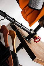 Вішалка для одягу LOFT DESIGN 63313, НАТУРАЛЬНЕ ДЕРЕВО, меблі Лофт Виробництво в Києві, фото 3