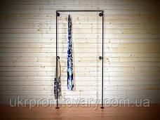 Вішалка для одягу LOFT DESIGN 63351, НАТУРАЛЬНЕ ДЕРЕВО, меблі Лофт Виробництво в Києві, фото 2