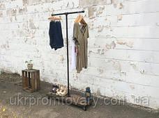 Вешалка для одежды LOFT DESIGN 63374, НАТУРАЛЬНОЕ ДЕРЕВО, мебель Лофт Производство в Киеве, фото 2