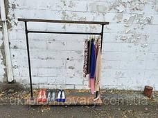 Вешалка для одежды LOFT DESIGN 63380, НАТУРАЛЬНОЕ ДЕРЕВО, мебель Лофт Производство в Киеве, фото 3