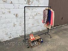 Вешалка для одежды LOFT DESIGN 63385, НАТУРАЛЬНОЕ ДЕРЕВО, мебель Лофт Производство в Киеве, фото 3