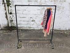 Вішалка для одягу LOFT DESIGN 63385, НАТУРАЛЬНЕ ДЕРЕВО, меблі Лофт Виробництво в Києві, фото 2