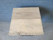Барний стілець LOFT DESIGN 6342, НАТУРАЛЬНЕ ДЕРЕВО, меблі Лофт Виробництво в Києві, фото 3