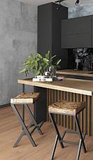 Барный стул LOFT DESIGN 63419, НАТУРАЛЬНОЕ ДЕРЕВО, мебель Лофт Производство в Киеве, фото 3