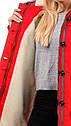 Куртка-парка  женская Фокс Размеры 42- 54, фото 4