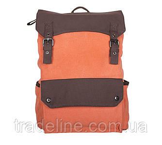 Суперсовременный рюкзак 6075-44444 DOVHANI оранжевый
