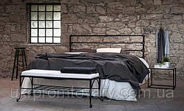Кровать LOFT DESIGN 63566, НАТУРАЛЬНОЕ ДЕРЕВО, мебель Лофт Производство в Киеве