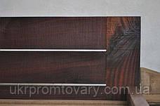 Кровать LOFT DESIGN 63573, НАТУРАЛЬНОЕ ДЕРЕВО, мебель Лофт Производство в Киеве, фото 3