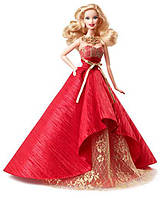 Кукла Барби коллекционная Рождество 2014- Barbie Holiday 2014
