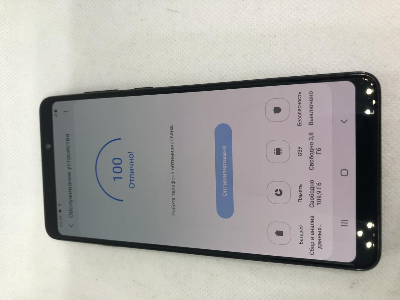 Мобильный телефон Samsung Galaxy A9 2018 128GB Black  238ВР