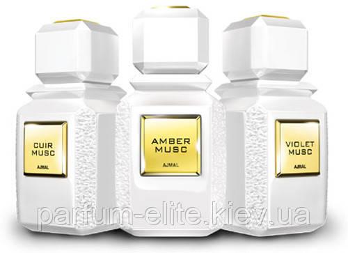 Мужской восточный нишевый парфюм Ajmal Violet Musc 100ml