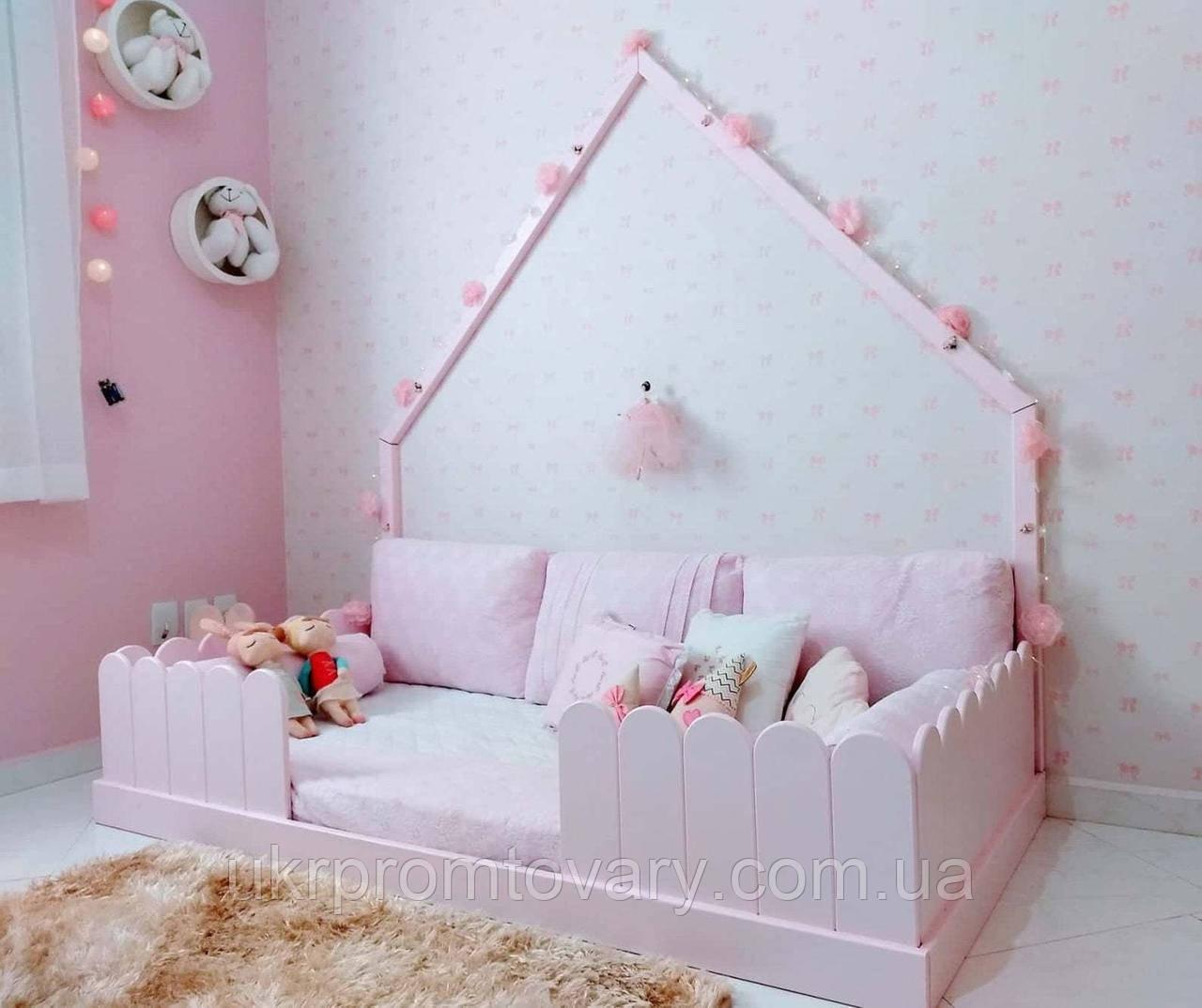 Кровать LOFT DESIGN 6409, НАТУРАЛЬНОЕ ДЕРЕВО, мебель Лофт Производство в Киеве