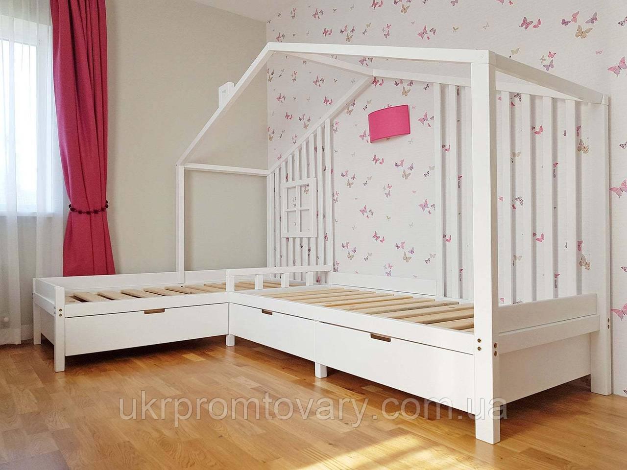 Кровать LOFT DESIGN 64025, НАТУРАЛЬНОЕ ДЕРЕВО, мебель Лофт Производство в Киеве