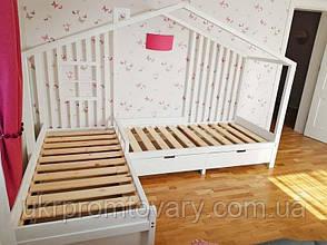 Кровать LOFT DESIGN 64025, НАТУРАЛЬНОЕ ДЕРЕВО, мебель Лофт Производство в Киеве, фото 3