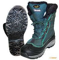 Ботинки зимние Norfin Snow (комбинирован., искусcтв. мех, зеленый) -20 ° / р. 41 (13980-41)