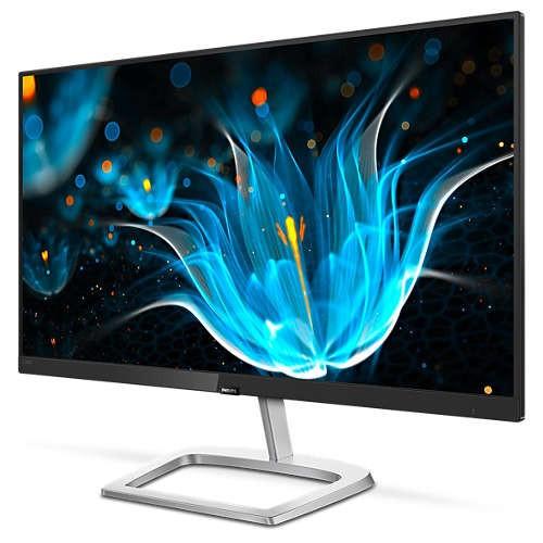 "Монитор Philips 21.5"" 226E9QHAB/00 IPS Black/Silver; 1920x1080, 5 мс, 250 кд/м2, HDMI, D-Sub, динамики 2х3 Вт"